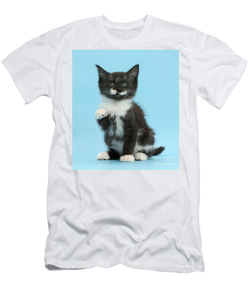 Men's T-Shirt (Athletic Fit) featuring the photograph You're The Rat Who Ate My Cornflakes by Warren Photographic