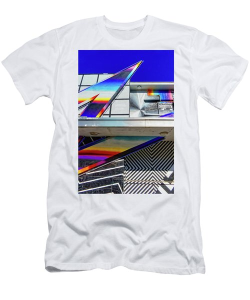 Men's T-Shirt (Athletic Fit) featuring the photograph Zed by Skip Hunt