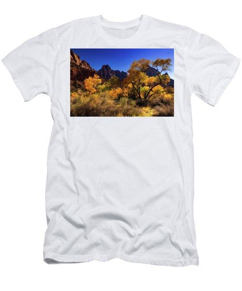 Zions Beauty Men's T-Shirt (Athletic Fit)