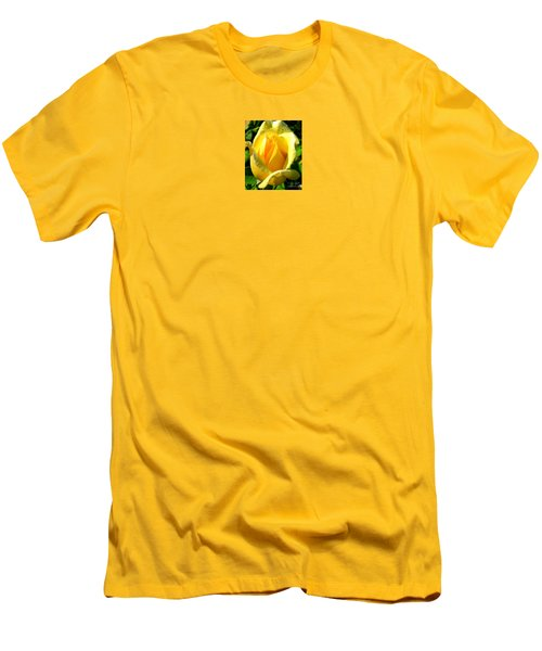 A Rose For My Friend Men's T-Shirt (Athletic Fit)