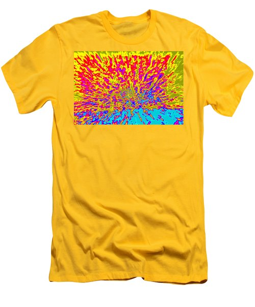 Cosmic Series 015 Men's T-Shirt (Athletic Fit)