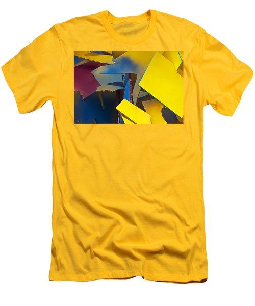 Epoch Men's T-Shirt (Slim Fit) by Stuart Litoff