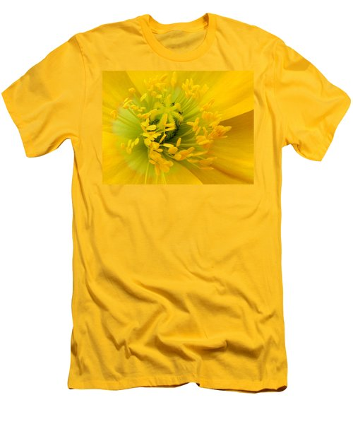 Men's T-Shirt (Slim Fit) featuring the photograph Glory Of Nature by Deb Halloran