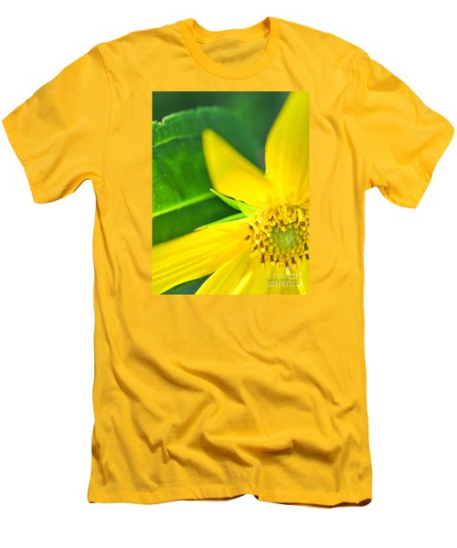 Men's T-Shirt (Athletic Fit) featuring the photograph Good Cheer by David Perry Lawrence