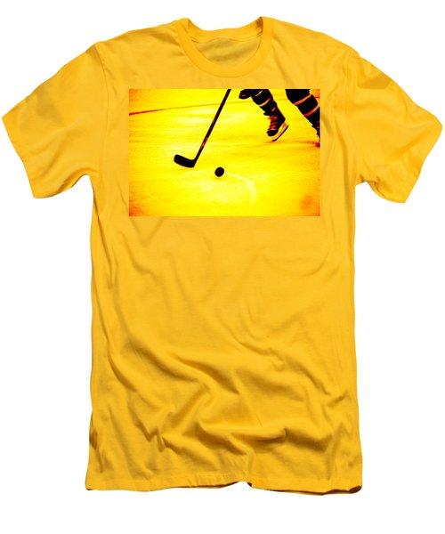 Handling It Men's T-Shirt (Slim Fit) by Karol Livote