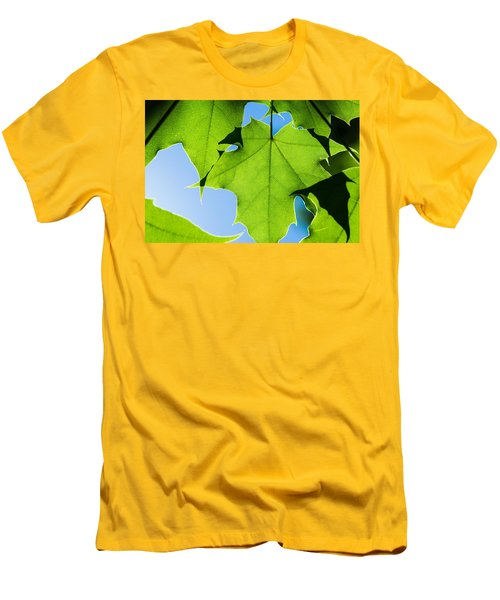 In The Cooling Shade - Featured 3 Men's T-Shirt (Athletic Fit)