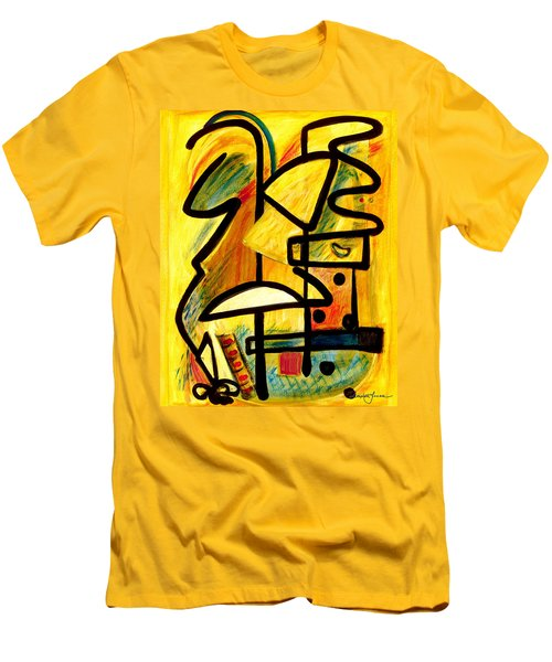 Mayan Men's T-Shirt (Athletic Fit)