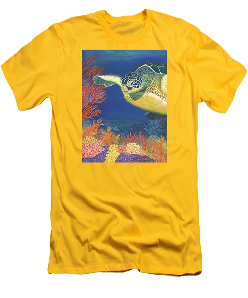 Reef Rider Men's T-Shirt (Athletic Fit)