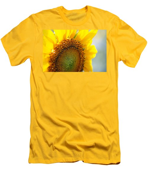 Texas Sunflower Men's T-Shirt (Athletic Fit)