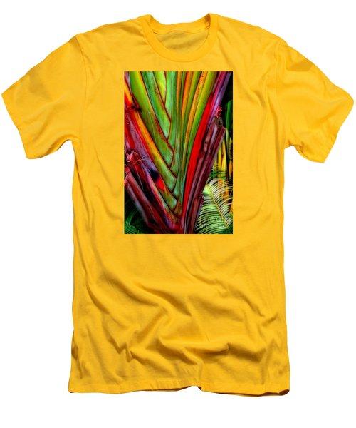 The Red Jungle Men's T-Shirt (Slim Fit) by Joseph J Stevens