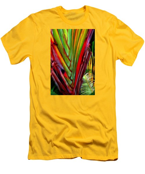 The Red Jungle Men's T-Shirt (Athletic Fit)