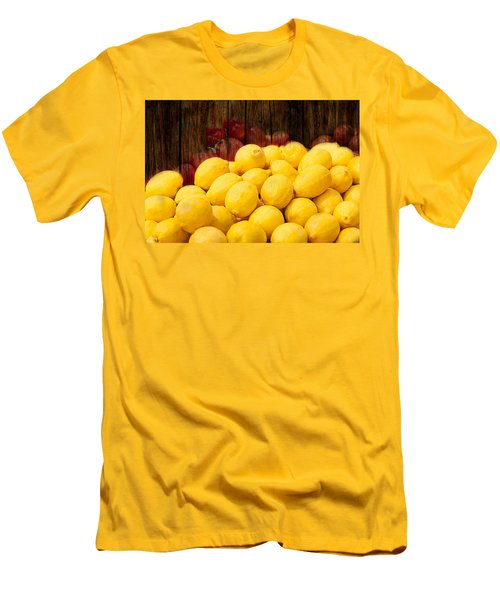 Vitamin C Men's T-Shirt (Athletic Fit)