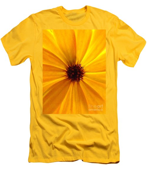 Yellow Splendour Men's T-Shirt (Athletic Fit)