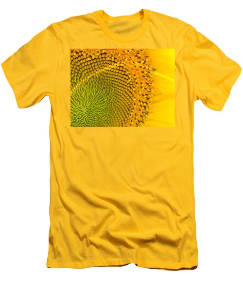 Sunflower Study 1 Men's T-Shirt (Athletic Fit)
