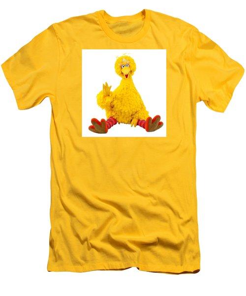 Big Bird Men's T-Shirt (Athletic Fit)