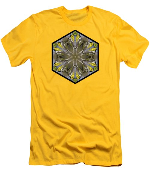 Black-throated Green Warbler Men's T-Shirt (Athletic Fit)