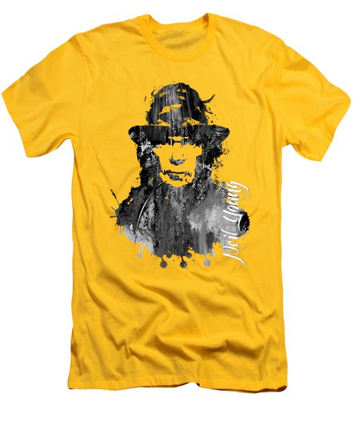 Neil Young Collection Men's T-Shirt (Athletic Fit)