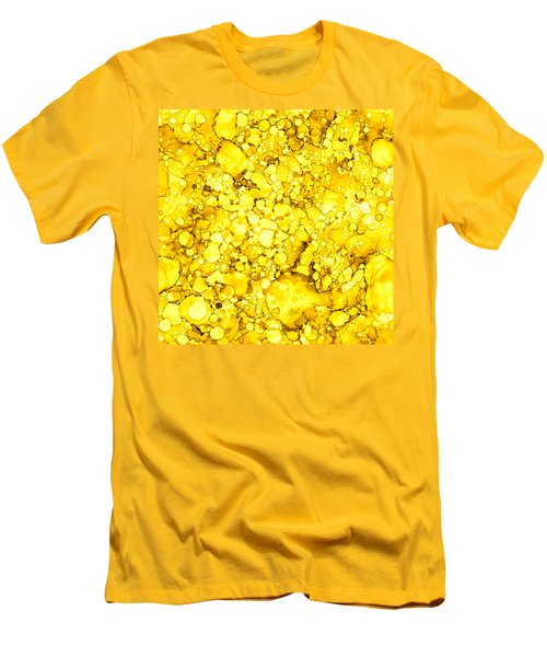 Abstract 7 Men's T-Shirt (Slim Fit) by Patricia Lintner