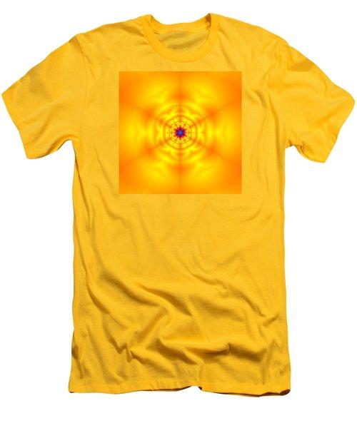 Ahau 6 Men's T-Shirt (Slim Fit) by Robert Thalmeier