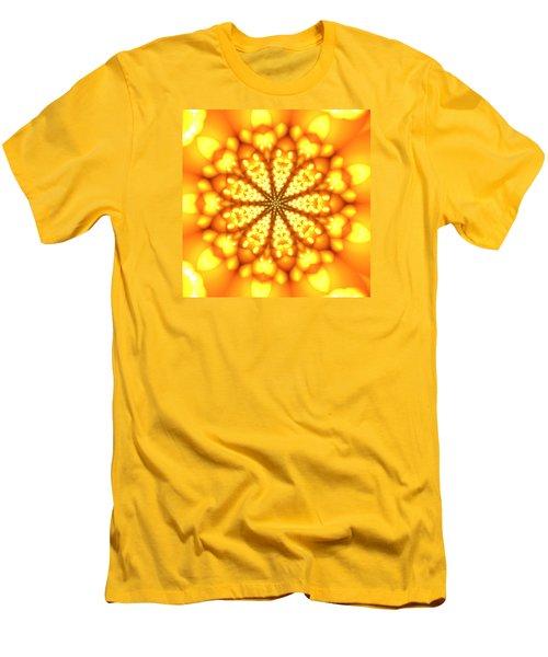 Ahau 9 Men's T-Shirt (Slim Fit) by Robert Thalmeier
