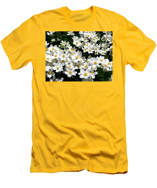 Men's T-Shirt (Athletic Fit) featuring the photograph Anemone Profusion by Will Borden