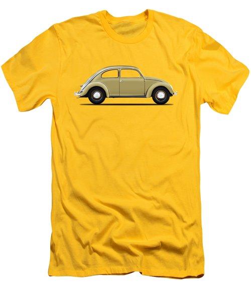 Vw Beetle 1946 Men's T-Shirt (Slim Fit) by Mark Rogan