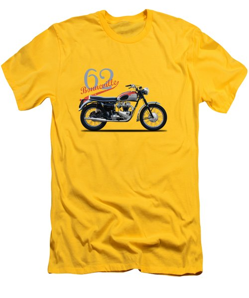 Bonneville T120 1962 Men's T-Shirt (Athletic Fit)