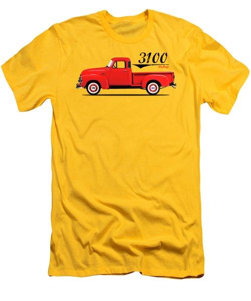 The 3100 Pickup Truck Men's T-Shirt (Slim Fit) by Mark Rogan