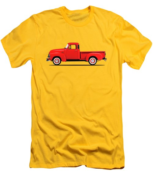 The 3100 Pickup Truck Men's T-Shirt (Athletic Fit)