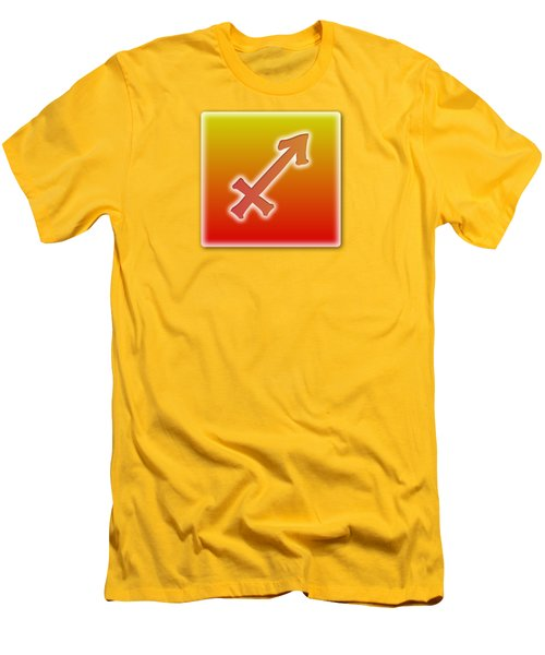 Sagittarius November 22 - December 21 Sun Sign Astrology  Men's T-Shirt (Athletic Fit)
