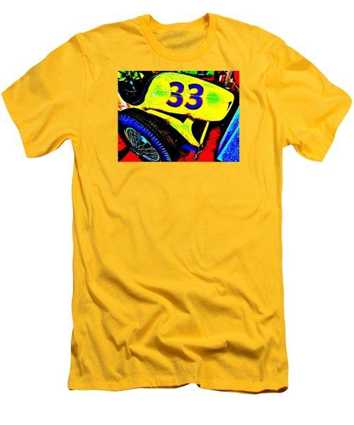 Bahre Car Show II 34 Men's T-Shirt (Athletic Fit)