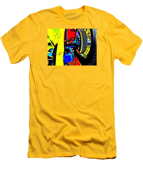 Bahre Car Show II 37 Men's T-Shirt (Slim Fit) by George Ramos