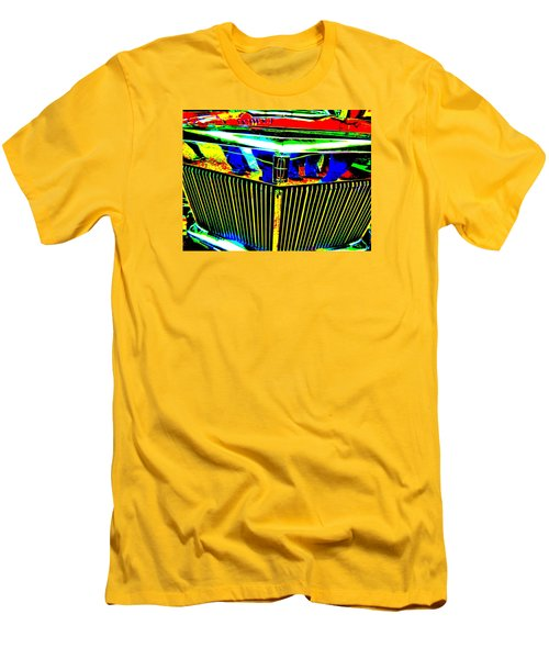 Bahre Car Show II 39 Men's T-Shirt (Slim Fit) by George Ramos
