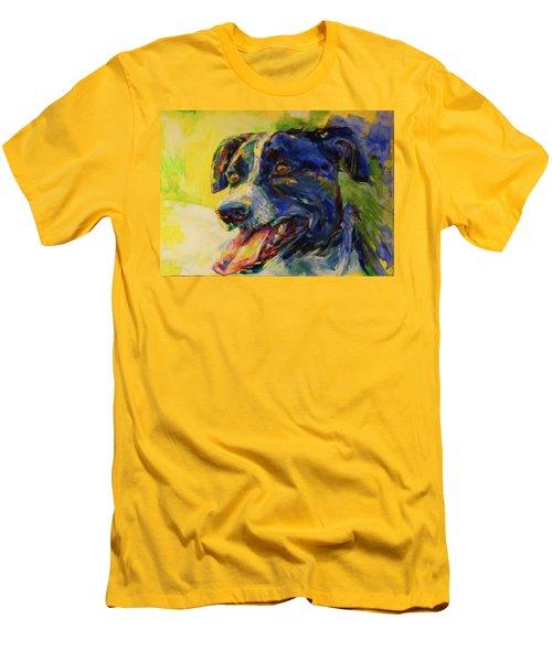 Bonny Men's T-Shirt (Slim Fit) by Koro Arandia