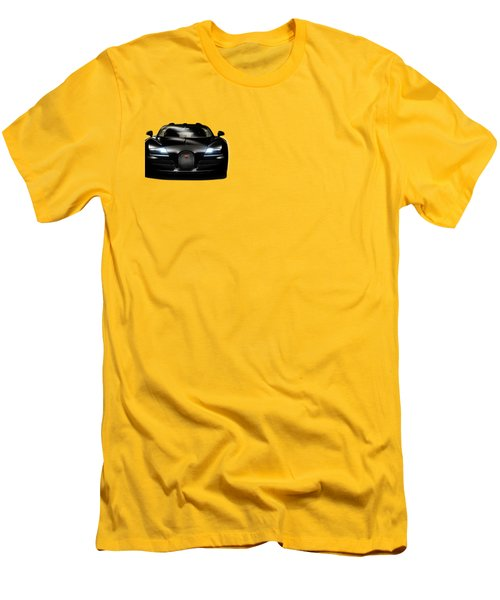 Bugatti Veyron Men's T-Shirt (Slim Fit) by Mark Rogan