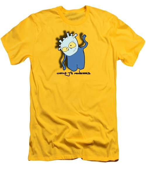 Chane Men's T-Shirt (Slim Fit) by Uncle J's Monsters