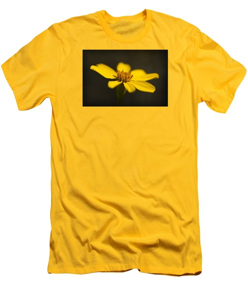 Coreopsis Verticillata Men's T-Shirt (Athletic Fit)