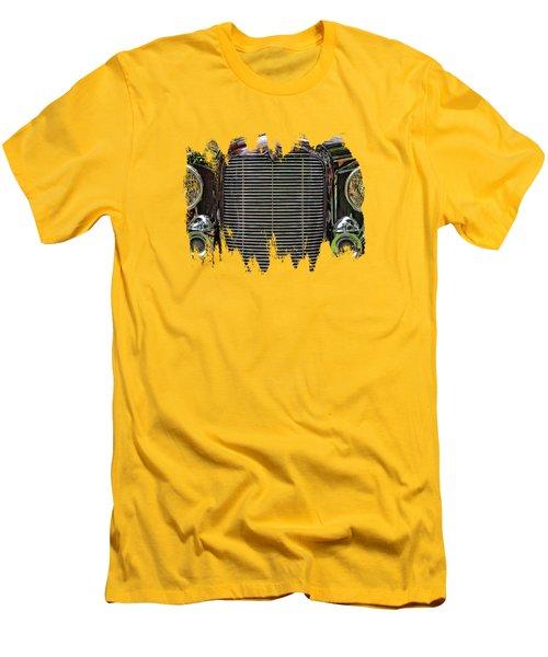 Crusin' With A 32 Desoto Men's T-Shirt (Slim Fit) by Thom Zehrfeld