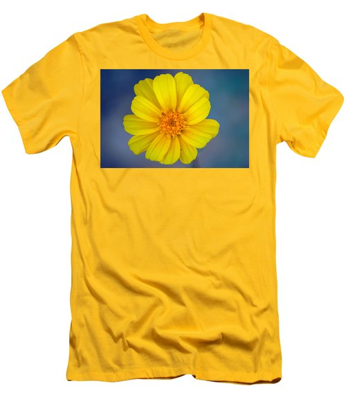 Death Valley Superbloom 403 Men's T-Shirt (Slim Fit) by Daniel Woodrum