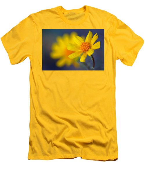 Death Valley Superbloom 503 Men's T-Shirt (Slim Fit) by Daniel Woodrum