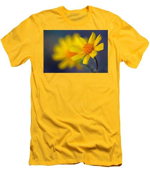 Death Valley Superbloom 503 Men's T-Shirt (Athletic Fit)
