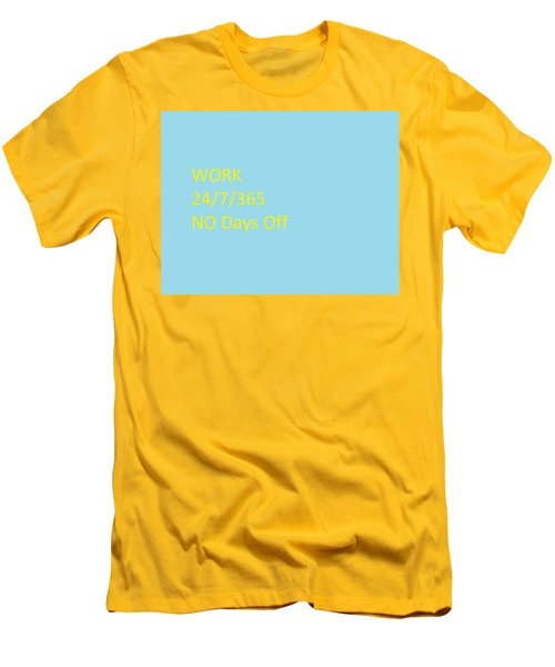 Men's T-Shirt (Athletic Fit) featuring the photograph Do You Have What It Takes? by Aaron Martens