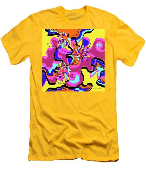 Dreamagination 1 Men's T-Shirt (Athletic Fit)