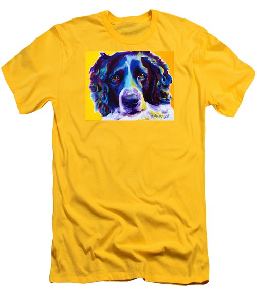 English Springer Spaniel - Emma Men's T-Shirt (Athletic Fit)