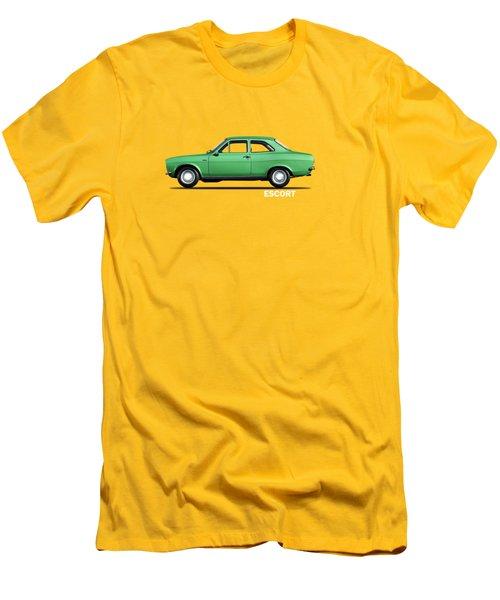 Escort Mark 1 1968 Men's T-Shirt (Slim Fit) by Mark Rogan