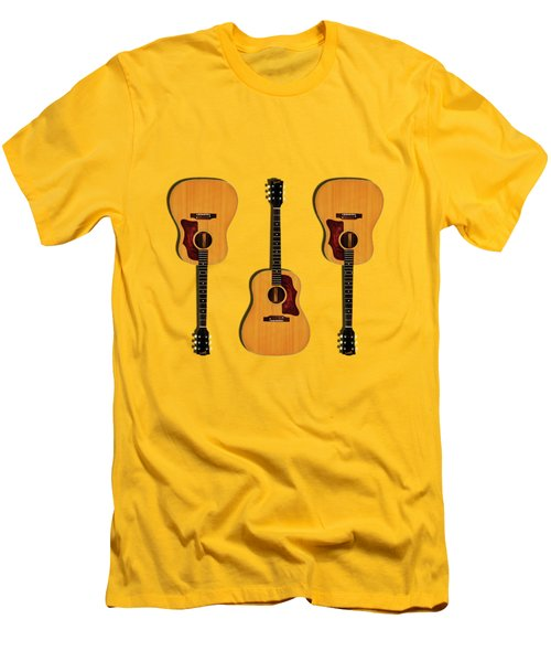 Gibson J-50 1967 Men's T-Shirt (Slim Fit) by Mark Rogan