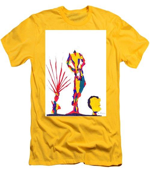 Headless Men's T-Shirt (Slim Fit) by Darrell Black
