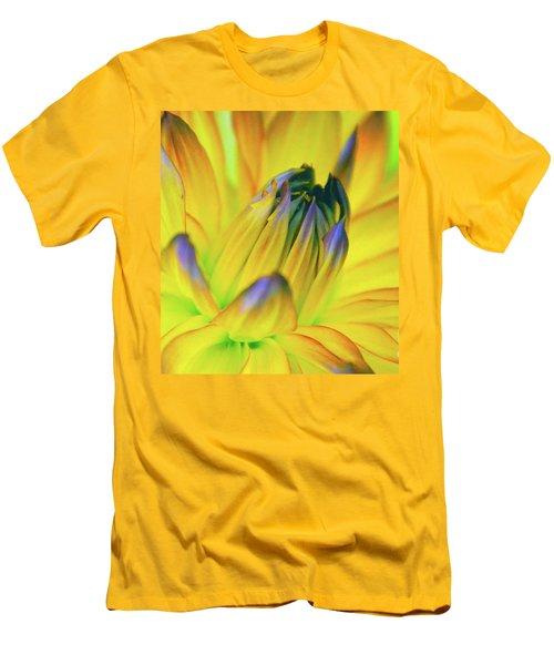 Husky Colors Men's T-Shirt (Athletic Fit)