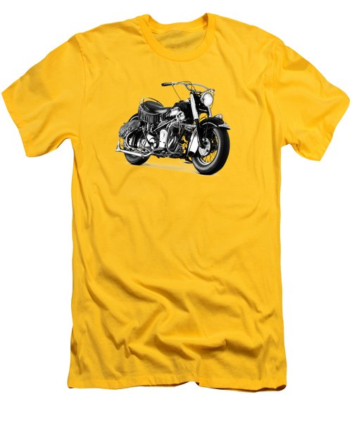 Indian Chief Roadmaster 1953 Men's T-Shirt (Athletic Fit)