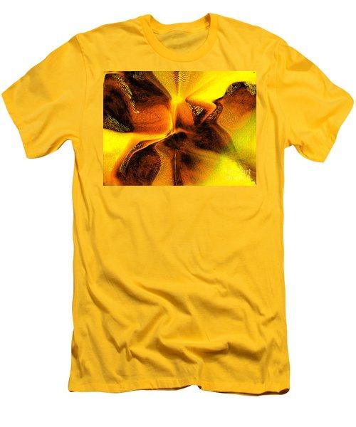 Inner Changes Men's T-Shirt (Slim Fit) by Yul Olaivar